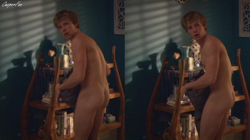 Speaking, Hunter parrish nude