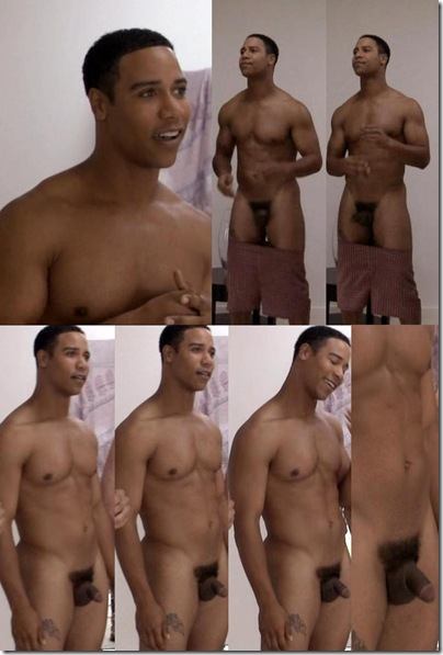 I love it when I find Black Male Celebs full frontal nude pics.