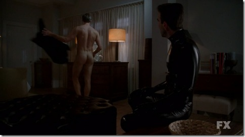 teddy sears nude american horror story