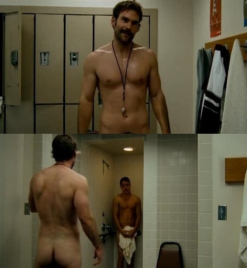 naked American actors