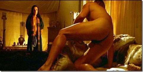 alexander the great sex scene