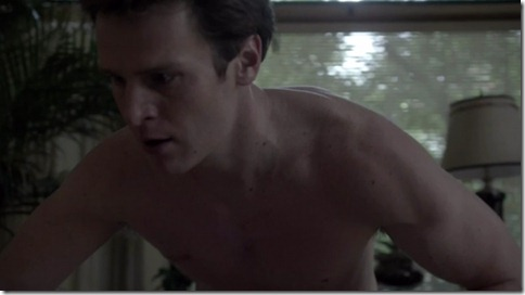 jonathan groff shirtless boss