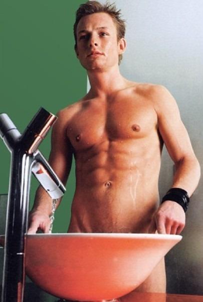 Consider, adam rickitt naked