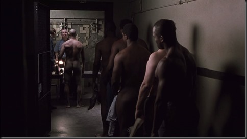 Denzel is sexy, sexy, sexy. Butt when you get him naked and show off ...