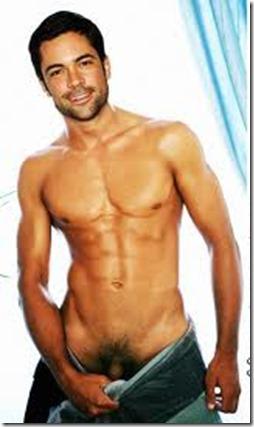 Actor Danny Pino Naked