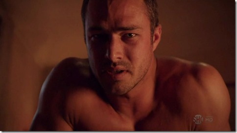 taylor kinney shirtless shameless