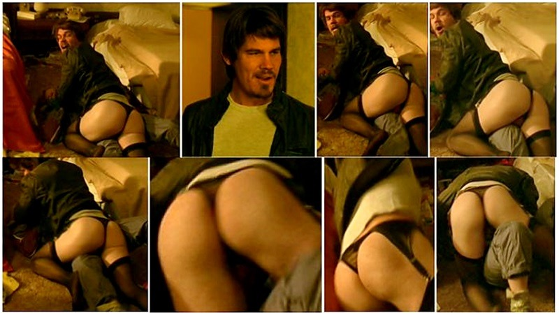 Lusty Josh Brolin in Bed - Naked Actors